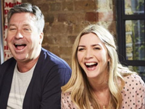 John Torode and Lisa Faulkner reveal the one creative difference they have in the kitchen