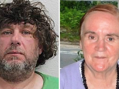 Killer fled on 'Boris bike' after beating widow, 73, and leaving her to burn to death in house fire