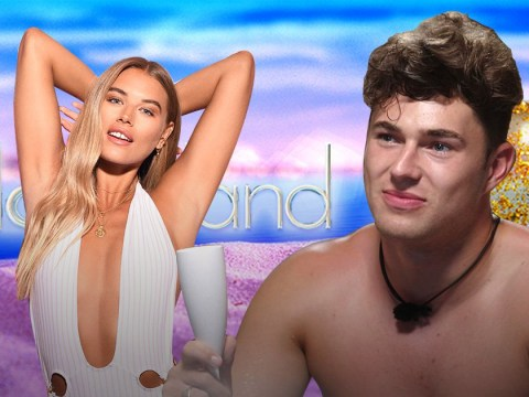 Love Island's Curtis Pritchard's shock at Arabella Chi arrival convinces fans they've dated before