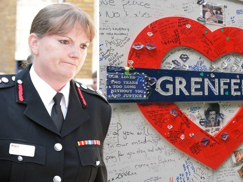 Top London firefighter quits service saying Grenfell disaster will haunt her forever