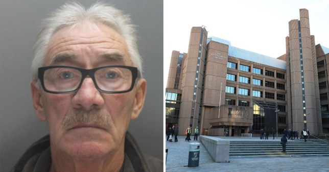 Caption: Paedophile groomed and raped abandoned girl, 11, who was ate ants to survive