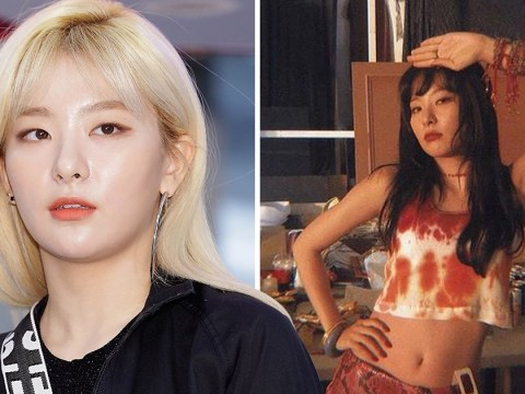 Red Velvet's Seulgi creates then deletes solo Instagram account and it's a mystery