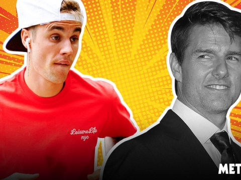 Justin Bieber 'agrees to fight Tom Cruise during secret phone call with UFC bosses'