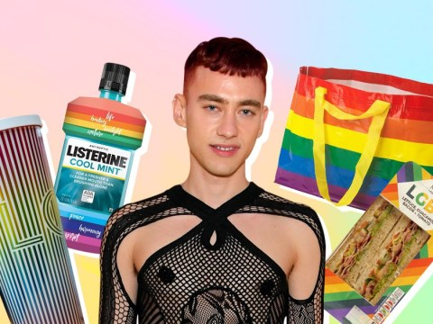 Years and Years' Olly Alexander slams brands for releasing Pride-themed products with 'bare-minimum effort'