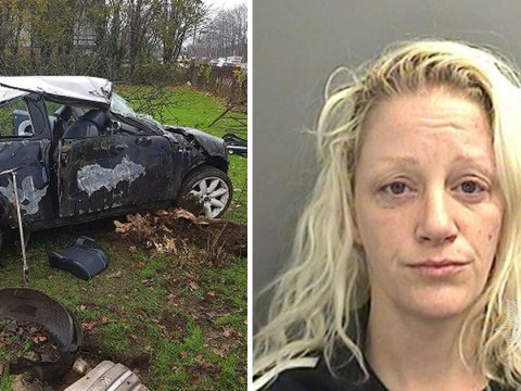 Cleaner drank Stella, crashed car and slapped doctor on first day at work