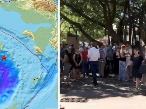 Powerful 7.3 earthquake rocks Australia after striking off coast of Indonesia