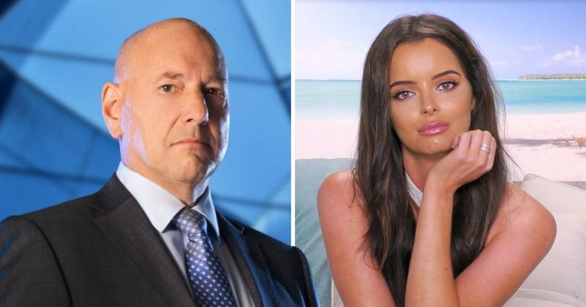 The Apprentice's Claude Littner and Love Island's Maura