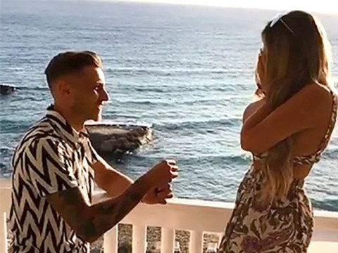 Geordie Shore's Holly Hagan engaged as Charlotte Crosby announces she's bridesmaid