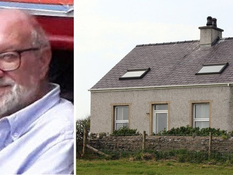 Retired lecturer shot by crossbow as he adjusted satellite dish was 'deliberately targeted'