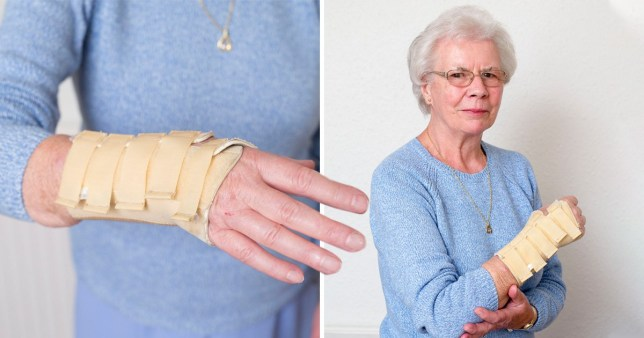 Pensioner, 83, told she's too old to see a doctor after breaking her arm