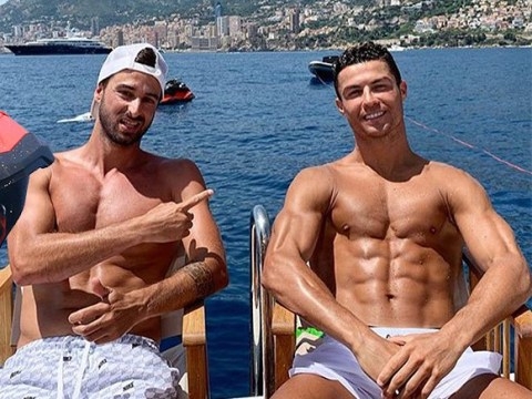 Cristiano Ronaldo is just yanking our chain now as he shows off on never-ending holiday