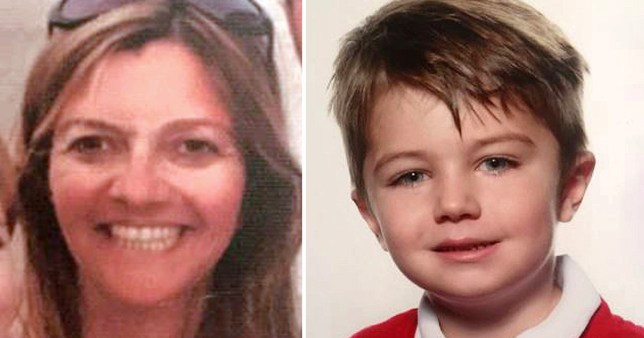 Mum bought son, 5, McDonald's then tied their hands together and jumped to death