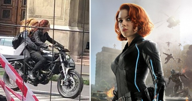 Black Widow Set Photos Hint At Hero S Future After Avengers Endgame