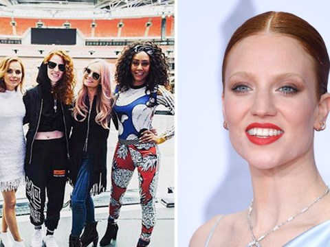 Jess Glynne thanks Spice Girls for making her 'dreams' come true on tour: 'You're the light in my life'