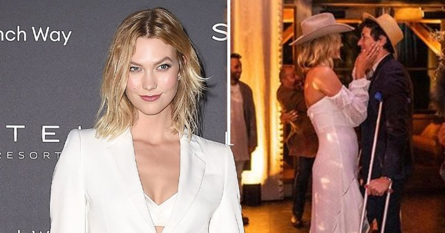 Karlie Kloss wedding to Joshua Kushner