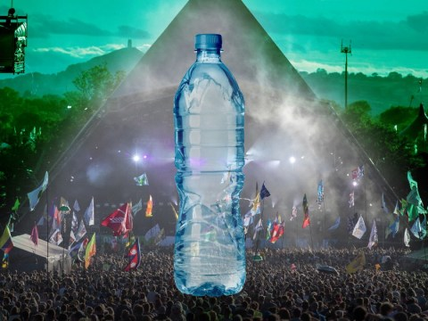 Are plastic bottles allowed at Glastonbury – what are the plastic rules?