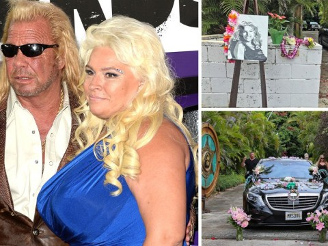 Beth Chapman's daughter creates shrine at family home after Dog The Bounty Hunter star's death