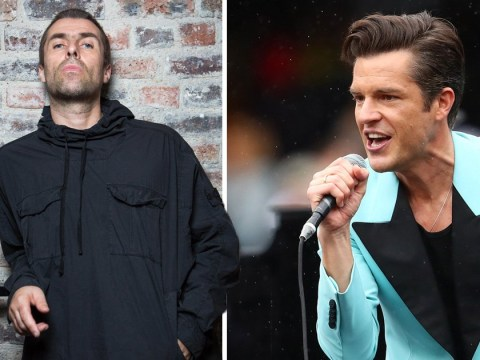 Liam Gallagher 'set to join The Killers' to headline Glastonbury 2019 on the Pyramid Stage