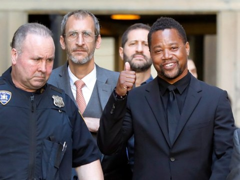 Cuba Gooding Jr appeal to have groping case dropped rejected in court