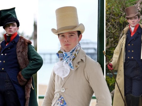 Man who prefers the 1800s only wears historical clothes
