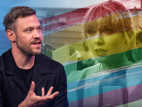 Will Young on Taylor Swift releasing LGBT-friendly video during Pride: 'As a gay man I don't buy it'