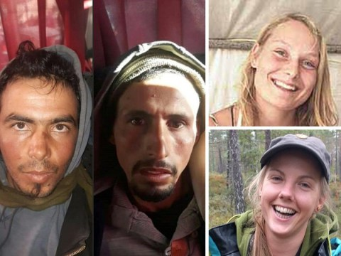 'Terrorists' who murdered Scandinavian hikers in Morocco face death penalty