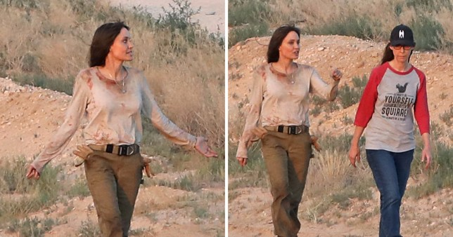 Angelina Jolie for Those Who Wish Me Dead