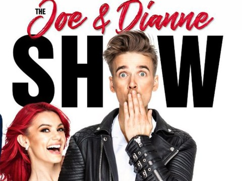 Strictly Come Dancing's Joe Sugg and Dianne Buswell announce live show tour and fans are hyped