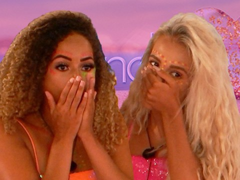 Who was booted off Love Island last night in the shock double dumping?