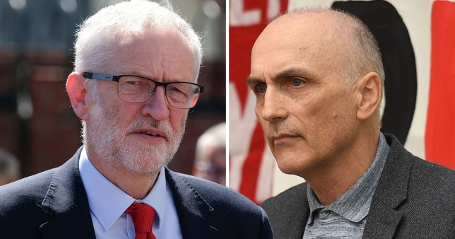 The decision produced a furious backlash, with more than 120 Labour MPs and peers led by deputy leader Tom Watson demanding Mr Corbyn step in to withdraw the Labour whip (Picture: PA)