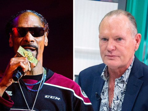 Paul Gascoigne loses it over 'disrespectful' Snoop Dogg substance abuse meme