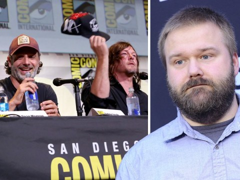 The Walking Dead, Fear the Walking Dead and creator Robert Kirkman confirmed for San Diego Comic Con