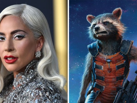Lady Gaga 'set to voice' Bradley Cooper's love interest in Guardians Of The Galaxy Vol. 3