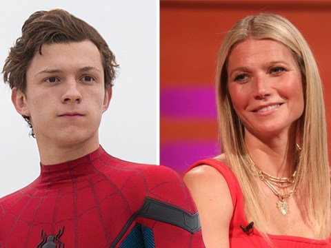 Tom Holland 'heartbroken' Gwyneth Paltrow doesn't remember being in Spider-Man