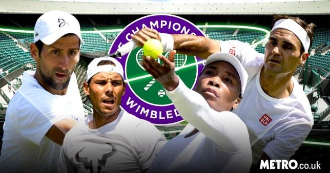Wimbledon 2019 When Are Roger Federer And Novak Djokovic Playing Metro News