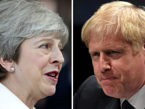 Theresa May hints she doesn't rate Boris Johnson's approach to Brexit