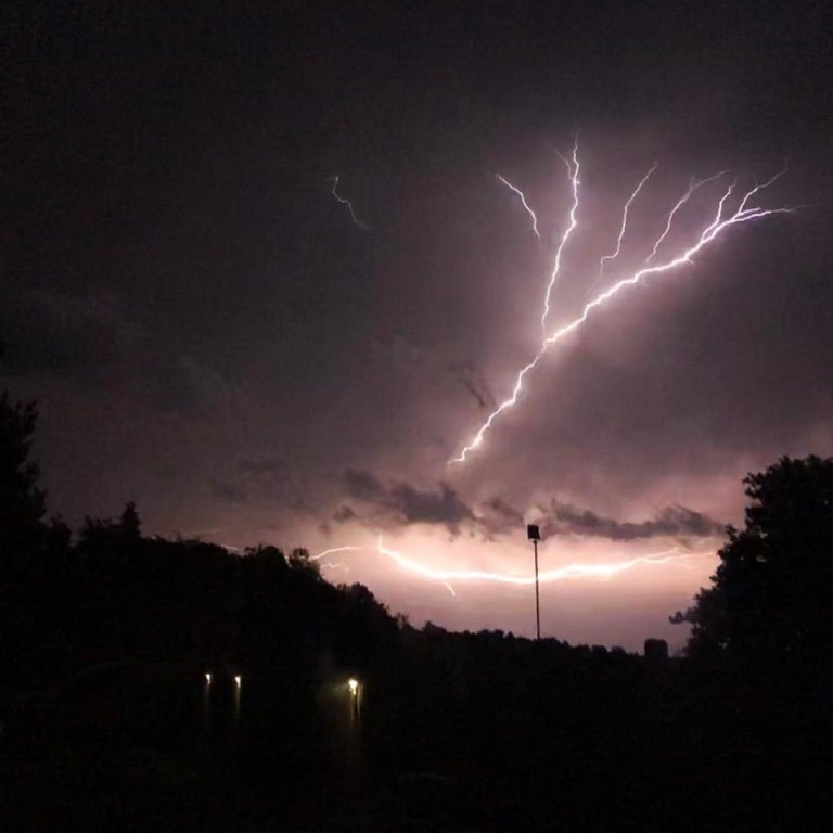 Britain braced for tornadoes after night of thunderstorms