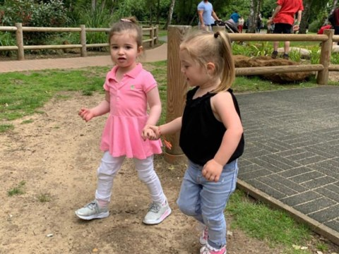 Mum blasts 'tall tax' after theme park charges toddler, 2, adult price