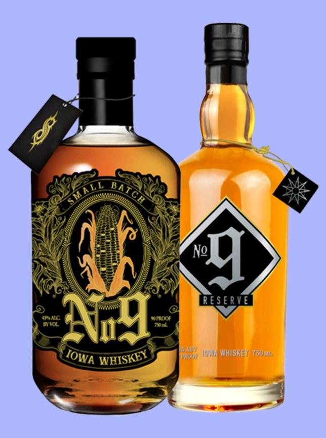 Slipknot to launch their own whiskeyslipknotwhiskey