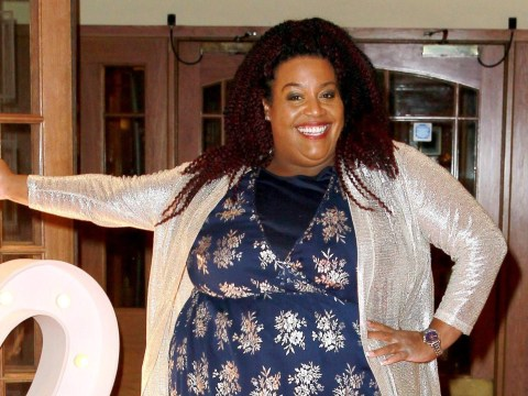 Alison Hammond had to stop breastfeeding son after 'nearly killing him with massive boobs'