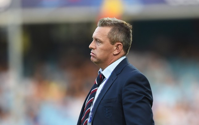 What Aidy Boothroyd told England players after shock U21 Euros exit
