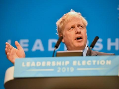 Boris Johnson says UK must prepare for no-deal Brexit at Tory leadership hustings