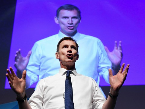 Jeremy Hunt vows to win young people back to Tory Party at leadership hustings