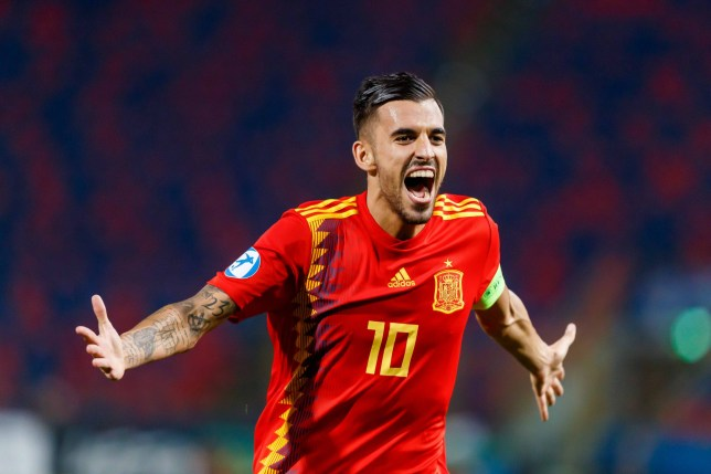 Dani Ceballos looks set to join Arsenal (Picture: Getty)