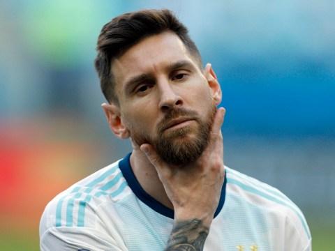 Louis van Gaal blames Lionel Messi for Barcelona's Champions League failure