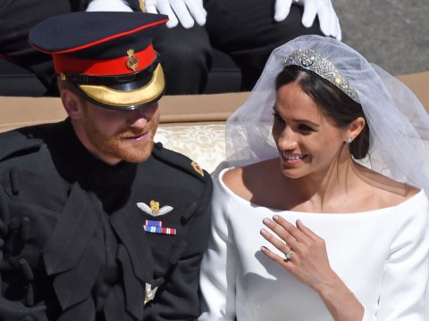 Meghan Markle adds more diamonds to engagement ring from Prince Harry