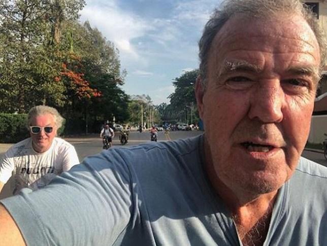 Inside The Grand Tour season 4: Jeremy Clarkson, James May and Richard Hammond Instagram treats