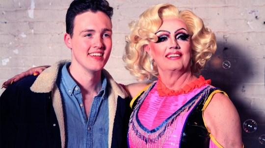 Get your dad a drag makeover on MTV