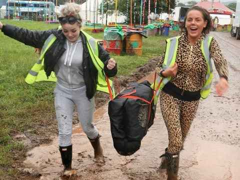 Glastonbury 2019 weather forecast as heavy rain continues to fall across UK