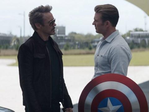 Iron Man and Captain America's tear-jerking Marvel farewell in Avengers: Endgame extras